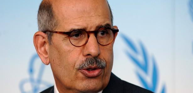 Kuzen Baradey'den Baradey'e: Mısır'dan defol
