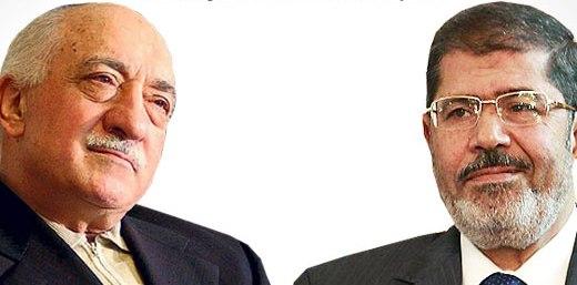 Fethullah Gülen Mursi'ye destek verdi