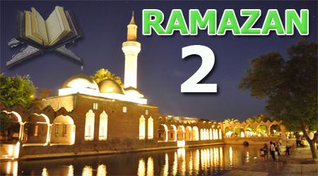 Ramazan sayfası, Kur'anı Kerim Hatimi 2. Cüz