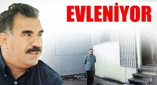 Abdullah Öcalan evleniyor