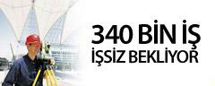 340 Bin İş, İşsiz Bekliyor