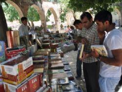 Şanlıurfa'daki Kitap Fuarına yoğun ilgi