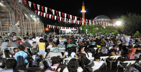 Karaköprü'de Ramazan heyecanı