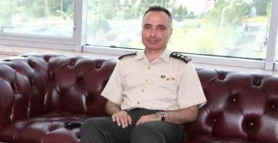 Albay Selman Kömürcü Şanlıurfa'da göreve başladı