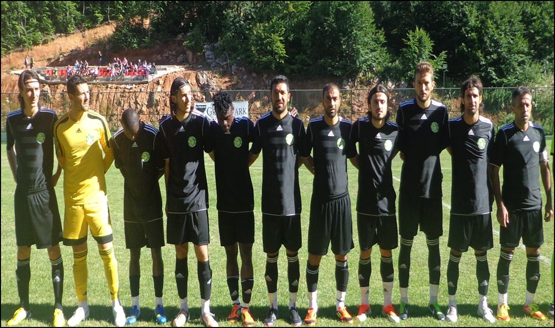 Hazırlık Maçı; Şanlıurfaspor 2-1 Adanaspor