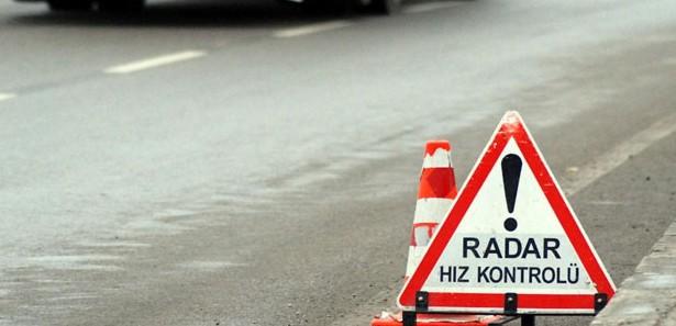 Sürücüler dikkat! Levha yoksa ceza da yok!