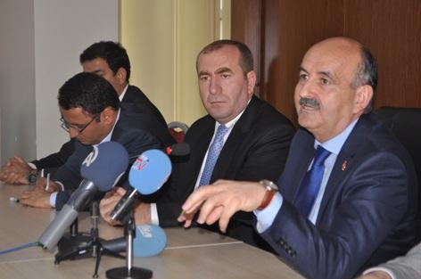 Sağlık Bakanı Müezzinoğlu'dan Teşkilatla Toplantı VİDEO