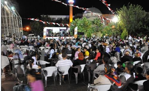 Ramazan Sokağı Tasavvuf konseri-VİDEO
