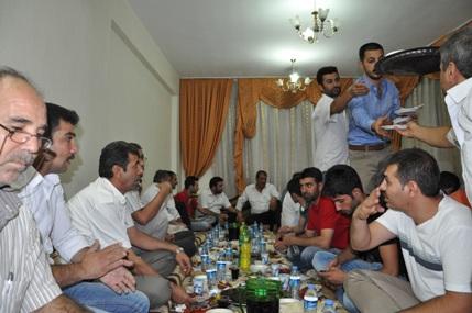 Bezikileri buluşturan iftar