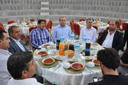 Nar diyarında iftar buluşması VİDEO