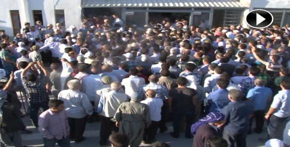 İlhan köyünde bayram heyecanı VİDEO