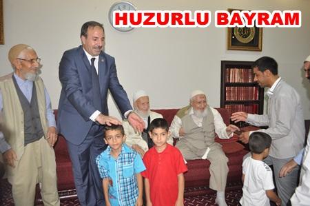 Milletvekili Özcan, STK'ların Bayramlaşmada