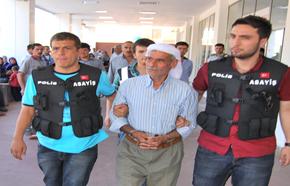 71 yaşındaki cinayet şüphelisi yakalandı VİDEO