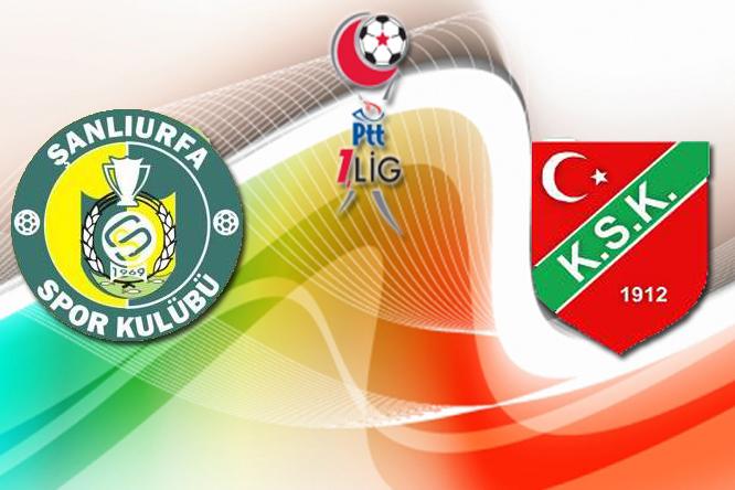 Şanlıurfaspor Karşıyaka maçı TRT WEB'te