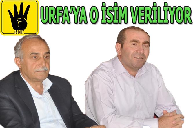 Okuyucumuz istedi, Fakıbaba; Urfa'da Rabiatül Adeviyye meydanı olacak