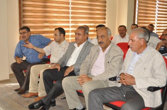 Hilvan'da AK Parti toplantısı VİDEO