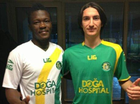 Bangura İsrail takımına kiralandı