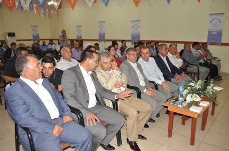 AK Parti Birecik Danışma Meclisi ve Sertifika Töreni FOTOĞRAFLI