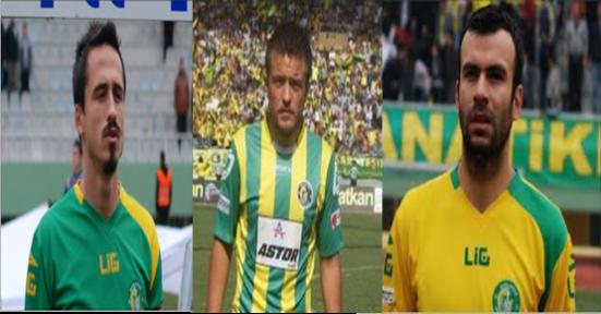 Şanlıurfaspor'un eskileri takımlarını sırtlıyor