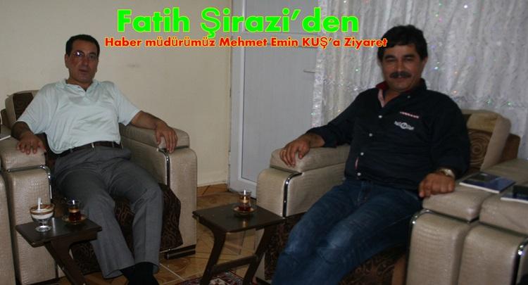 Şirazi'den sitemize ziyaret