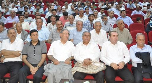 AK Parti toplantısında flaş konuşmalar VİDEO