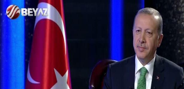 Başbakan Erdoğan, Beyaz TV'de Usta'nın Hikayesini anlattı VİDEO