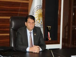 Gazeteciye dayak olayına Başkan Ayhan'dan açıklama