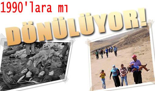 Rojava, kavgayı yeniden ateşledi!