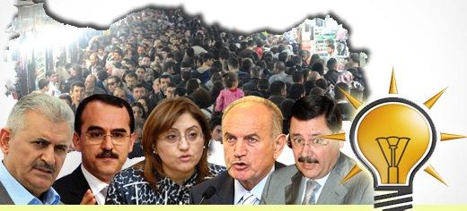 Yerel Seçimler Öncesi AK Parti Hareketlendi