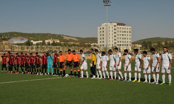 Karaköprü Belediyespor 2-0 Birecik Belediyespor VİDEO