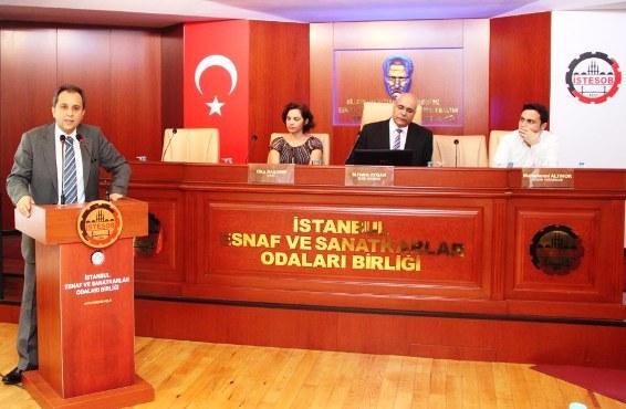 Türkiye'nin temel taşları; Esnaf