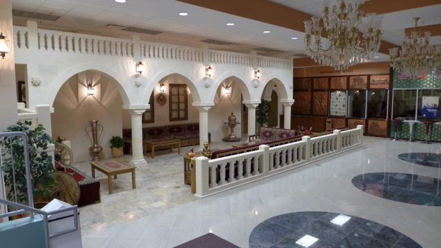 ABD'nin en büyük Kültür Merkezi Urfa Taşı ile yapıldı