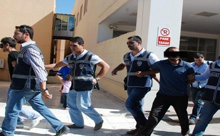 Şanlıurfa'da sahte savcılar yakalandı