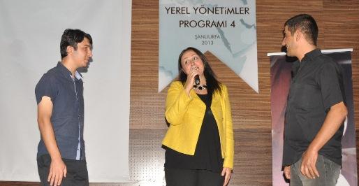AK Parti Siyaset Akademisi programı 2. haftası gerçekleşti VİDEO