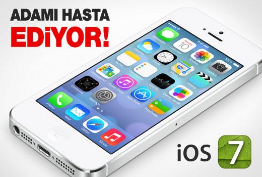 iOS 7 yayılıyor