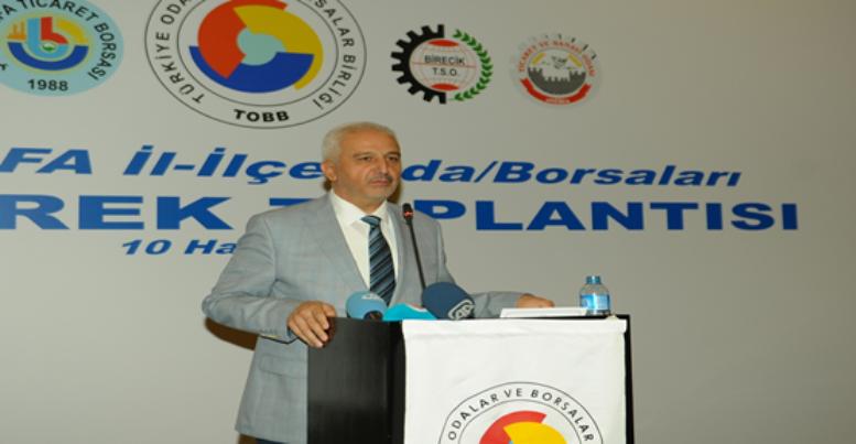 Ertekin: Demokratikleşme Paketi iş dünyasına katkı sağlar
