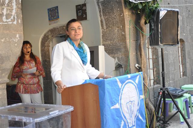 Şanlıurfa 3 Merkez İlçenin Kadın Kolları Başkanı Belli Oldu