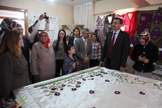 Urfa'da El Sanatları Sergisi