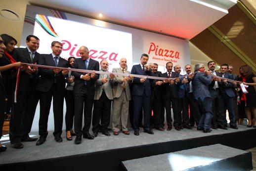 Şanlıurfa'da Piazza AVM açıldı