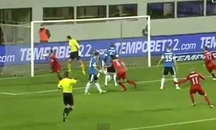 Estonya-Türkiye 0-2 VİDEO