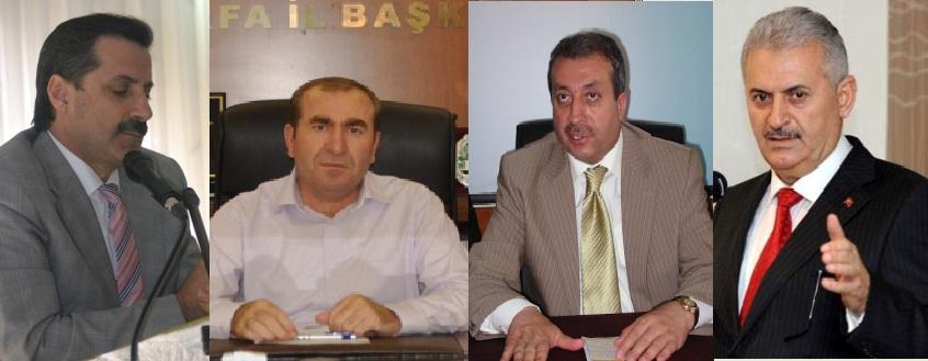 AK Parti bayramlaşması 3. Gün