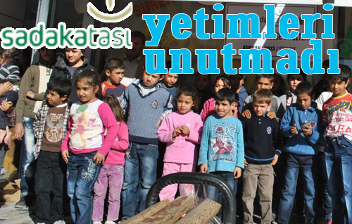 Sadakataşı Derneği Urfa'ya yoğunlaştı