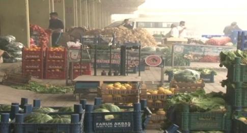 Bayram fırsatçılar sebze ve meyve fiyatlarını uçurdular VİDEO