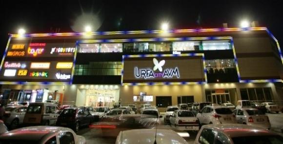 Urfa City AVM'de çekiliş heyecanı