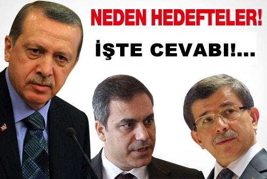 Erdoğan, Davutoğlu ve Fidan neden hedefte? VİDEO