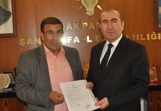 Bozova Belediye Başkan Aday Adayı Karaçizmeli; Doğunun Bodrumu yapacağız