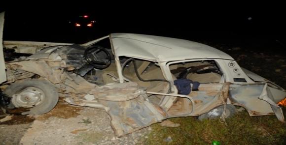 Harran'da Trafik Kazası; 3 Yaralı
