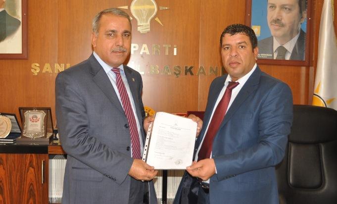 Mehmet Alak; Devrimlerin partisinden Eyyübiye Başkan Aday Adayı oldum VİDEO
