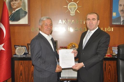 Hüseyin Köroğlu, Harran Belediye Başkan Aday Adayı oldu