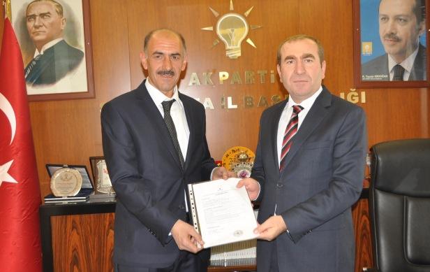 İbrahim Gelin; Viranşehir'i AK Belediyecilikle tanıştıracağım VİDEO